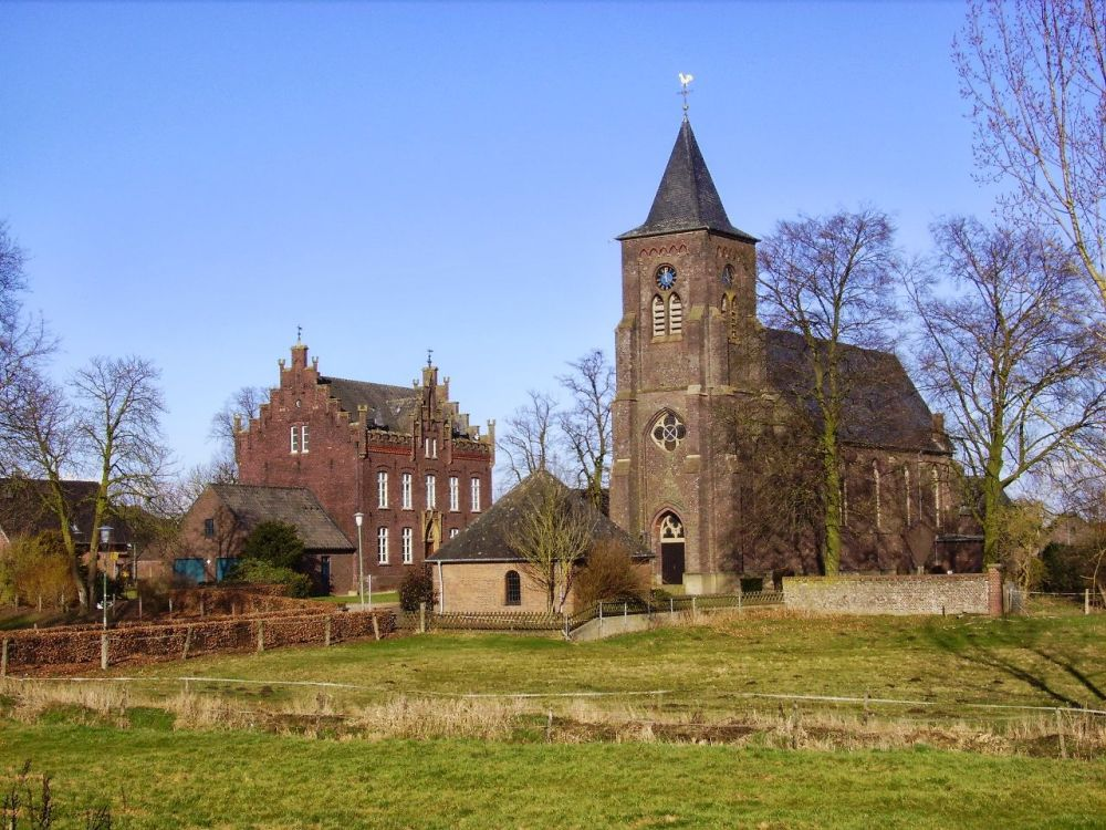 Kirche u. Pastorat 2009